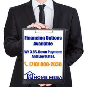 Home Financing Options Available