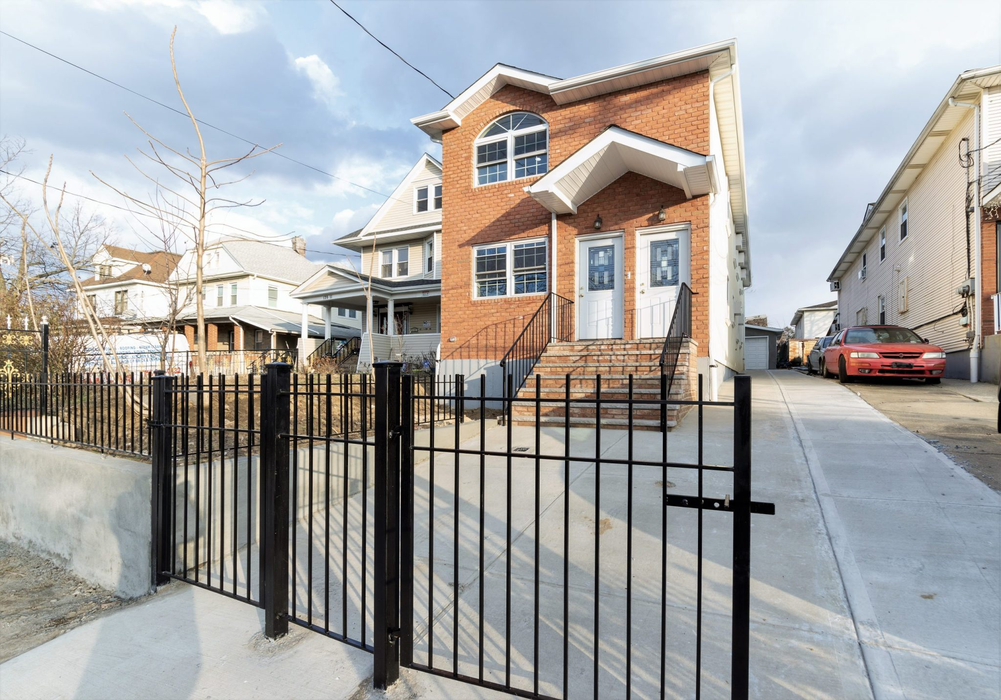 New Two Family for Sale in Springfield Gardens, Queens NY 11413. Brand New Construction, Detach, Large 2 Family Home!