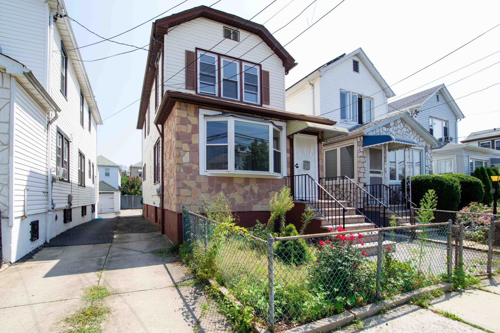 Two Family For Sale in Wakefield Bronx NY 10466. Fully Detached Property That Has it ALL!